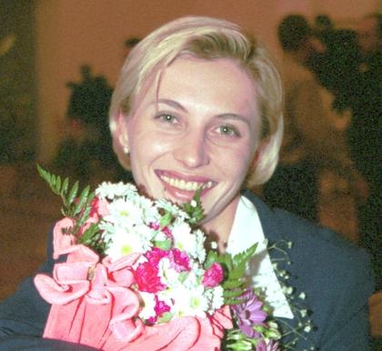 Олена Іванівна Говорова