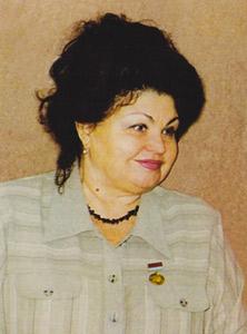 Надія Михайлівна Мовчан-Карпусь