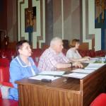 Атестаційна комісія на прослуховуванні