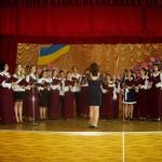Виконання програми хорових творів